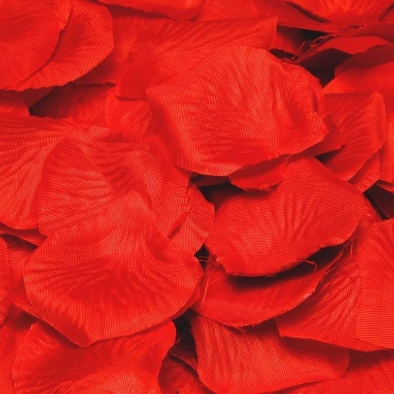 Rozenblaadjes 144 stuks rood