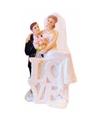 Bruidspaar poppetjes love type 2